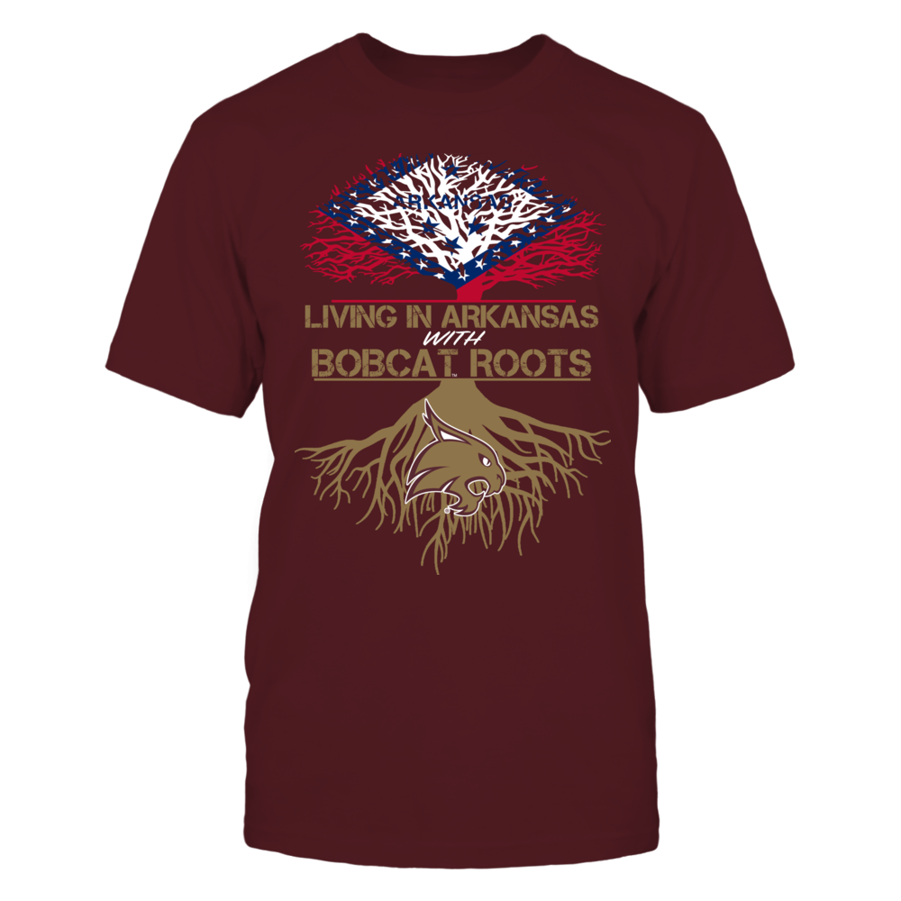 Texas State Bobcats - Living Roots Arkansas Front picture
