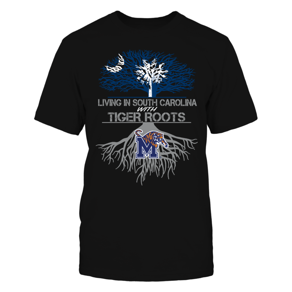 Memphis Tigers - Living Roots South Carolina Front picture