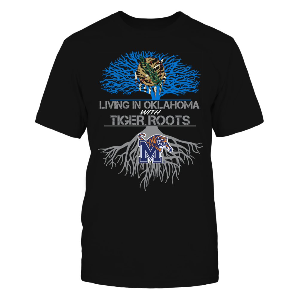 Memphis Tigers - Living Roots Oklahoma Front picture