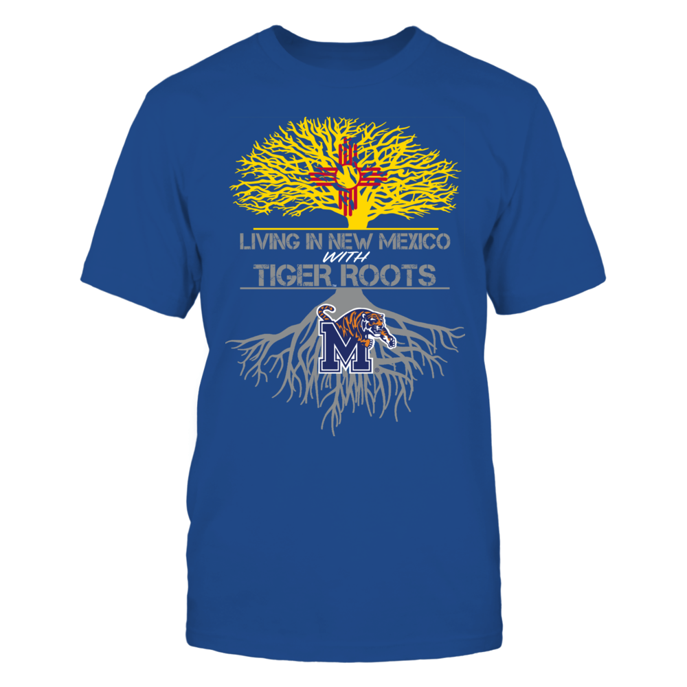 Memphis Tigers - Living Roots New Mexico Front picture