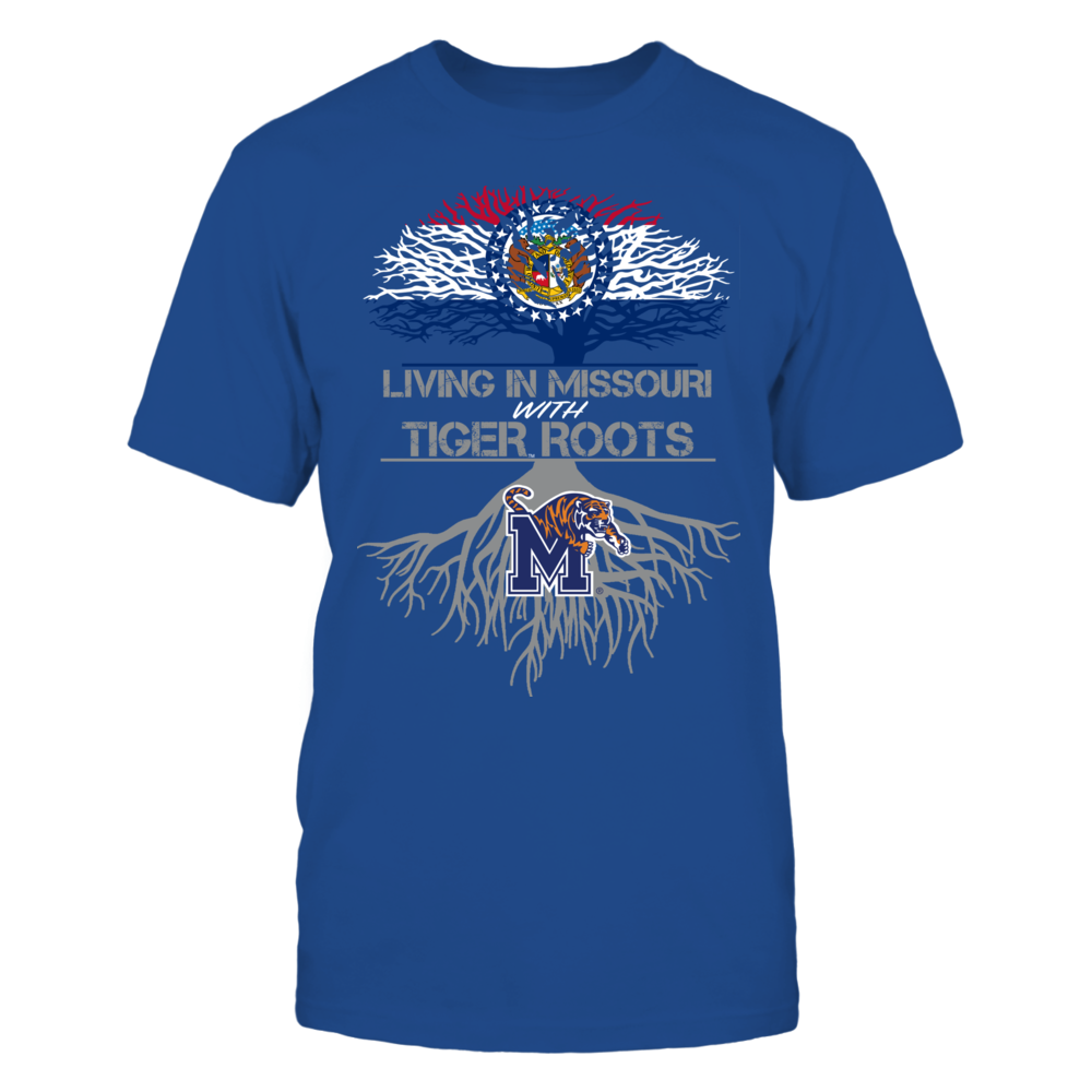 Memphis Tigers - Living Roots Missouri Front picture
