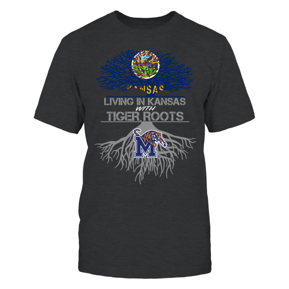 Memphis Tigers - Living Roots Kansas Front picture