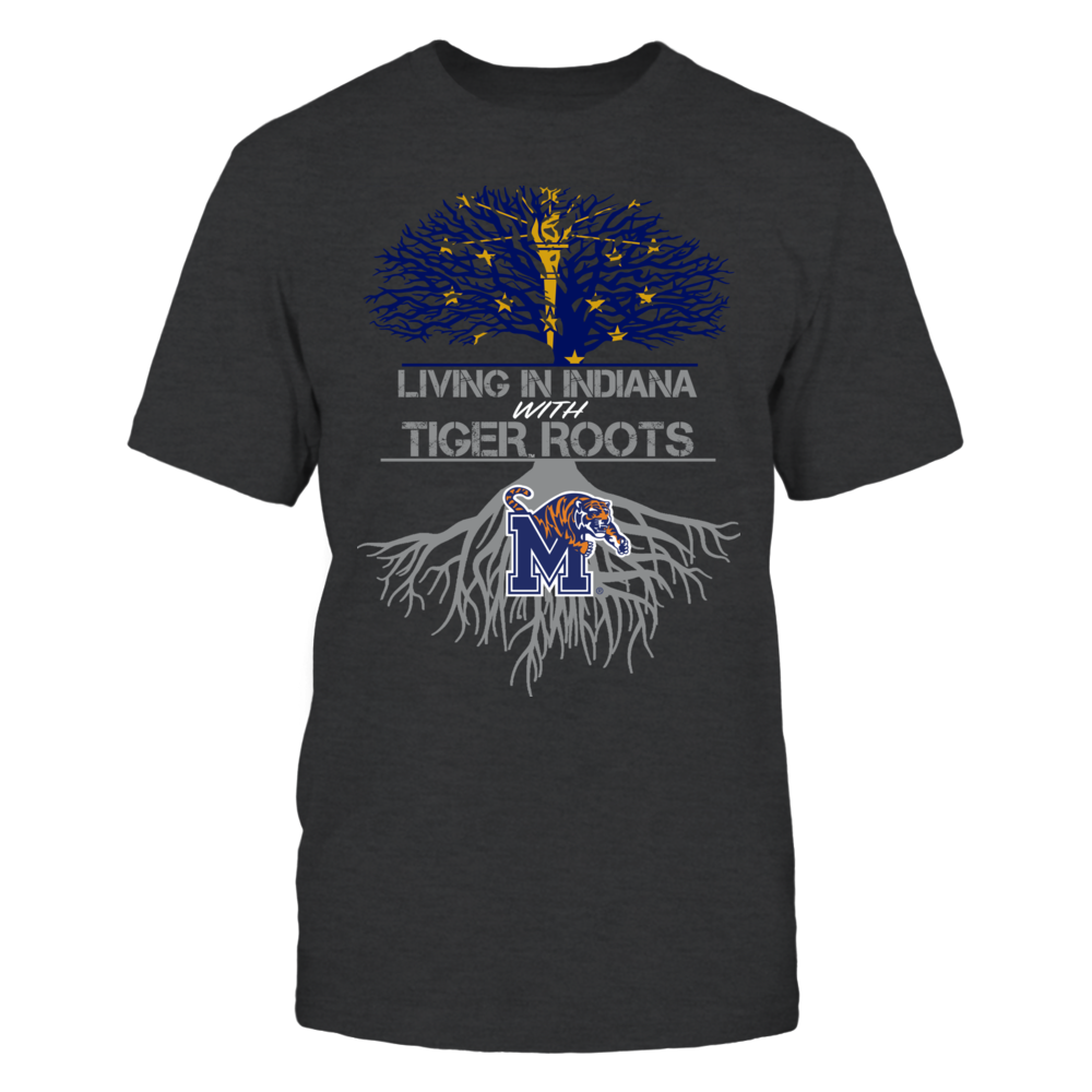 Memphis Tigers - Living Roots Indiana Front picture