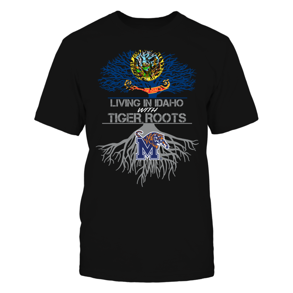 Memphis Tigers - Living Roots Idaho Front picture