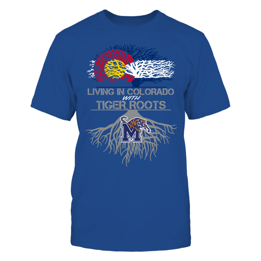 Memphis Tigers - Living Roots Colorado Front picture