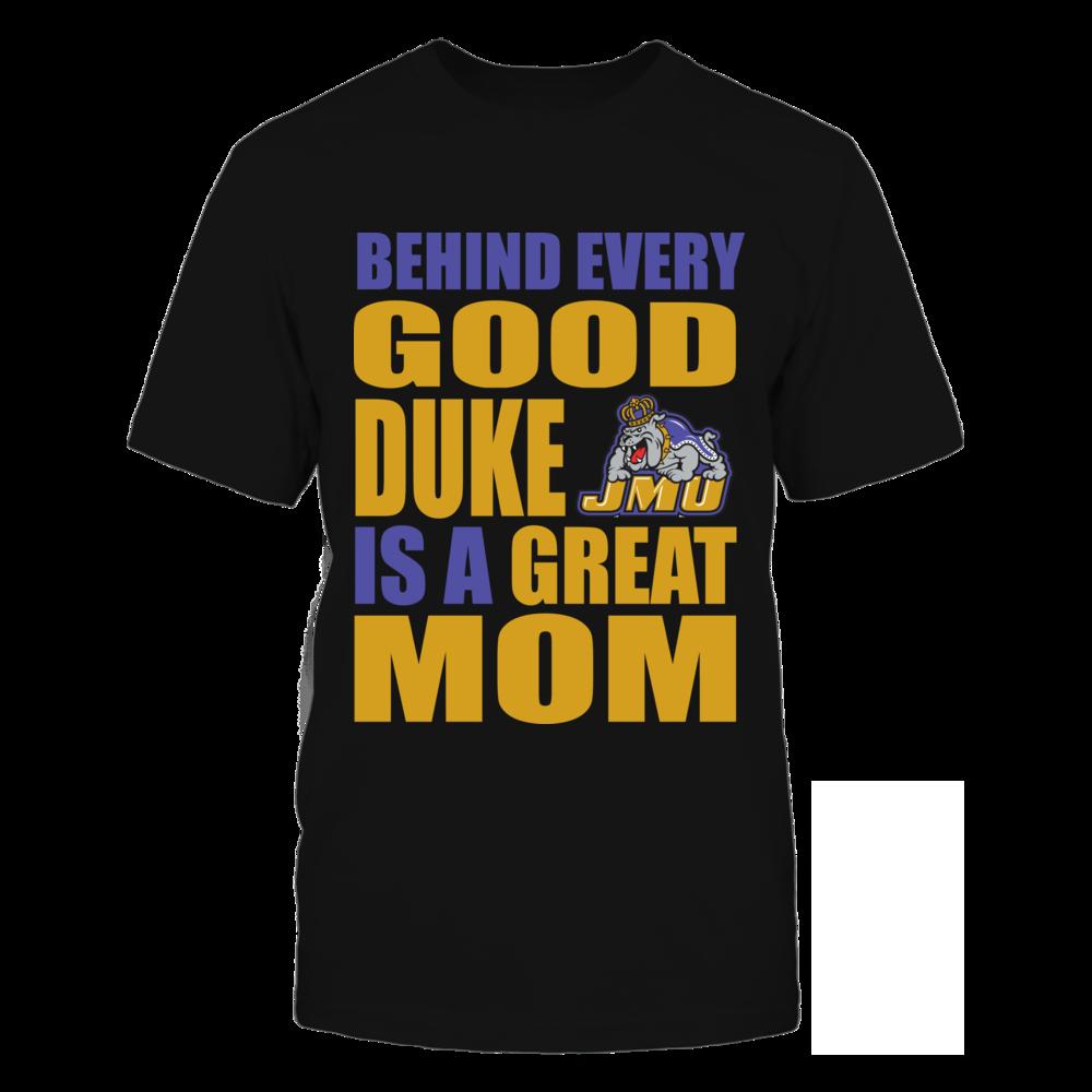 JMU Duke Mom Shirt Front picture