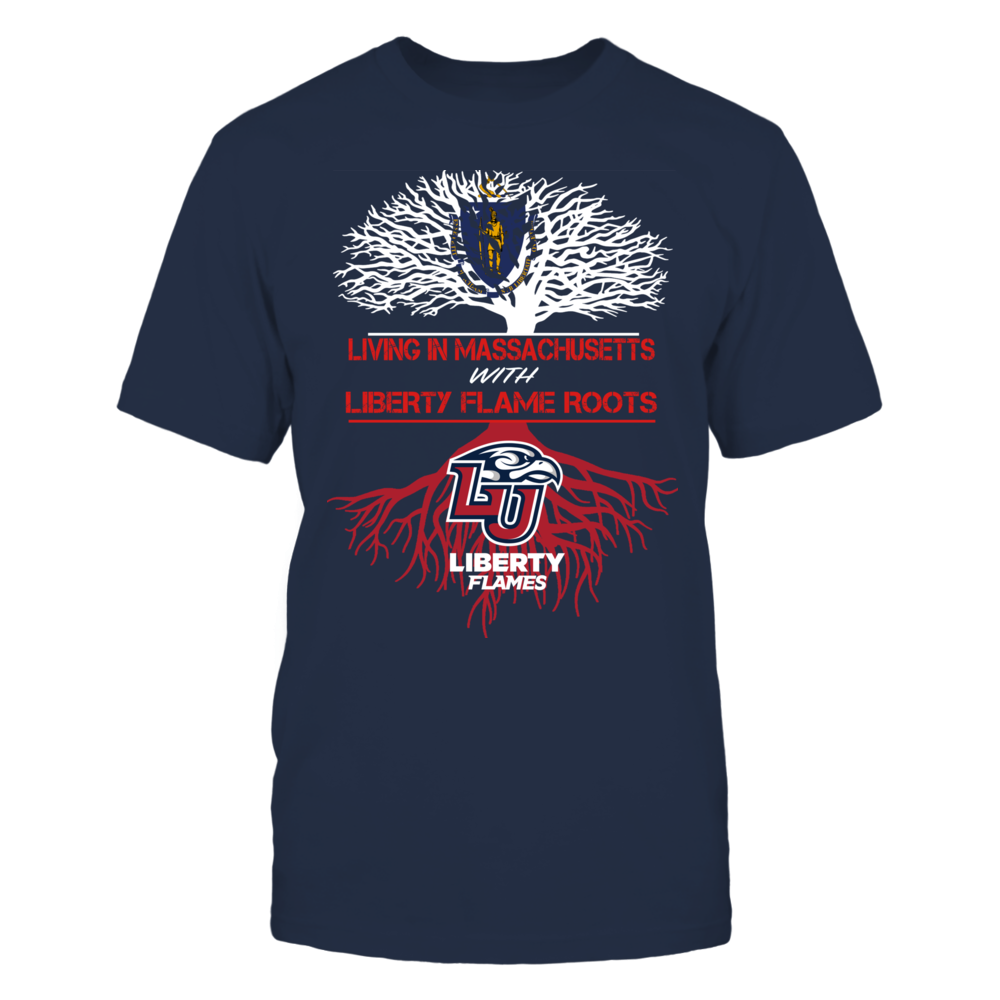 Liberty Flames - Living Roots Massachusetts Front picture