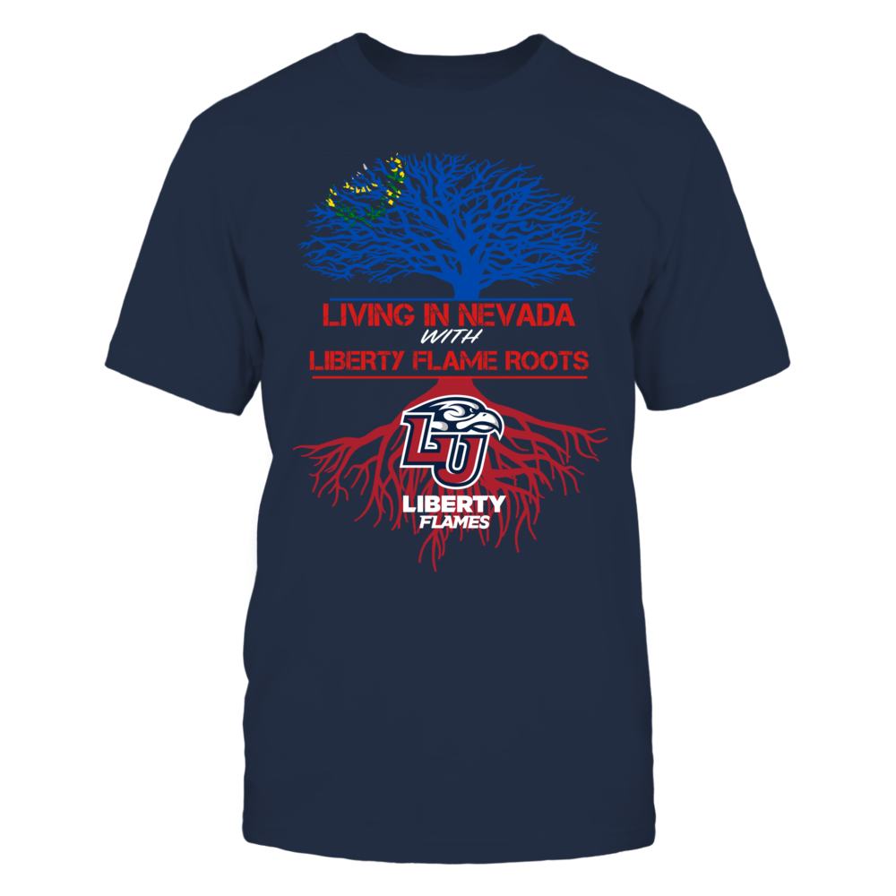 Liberty Flames - Living Roots Nevada Front picture