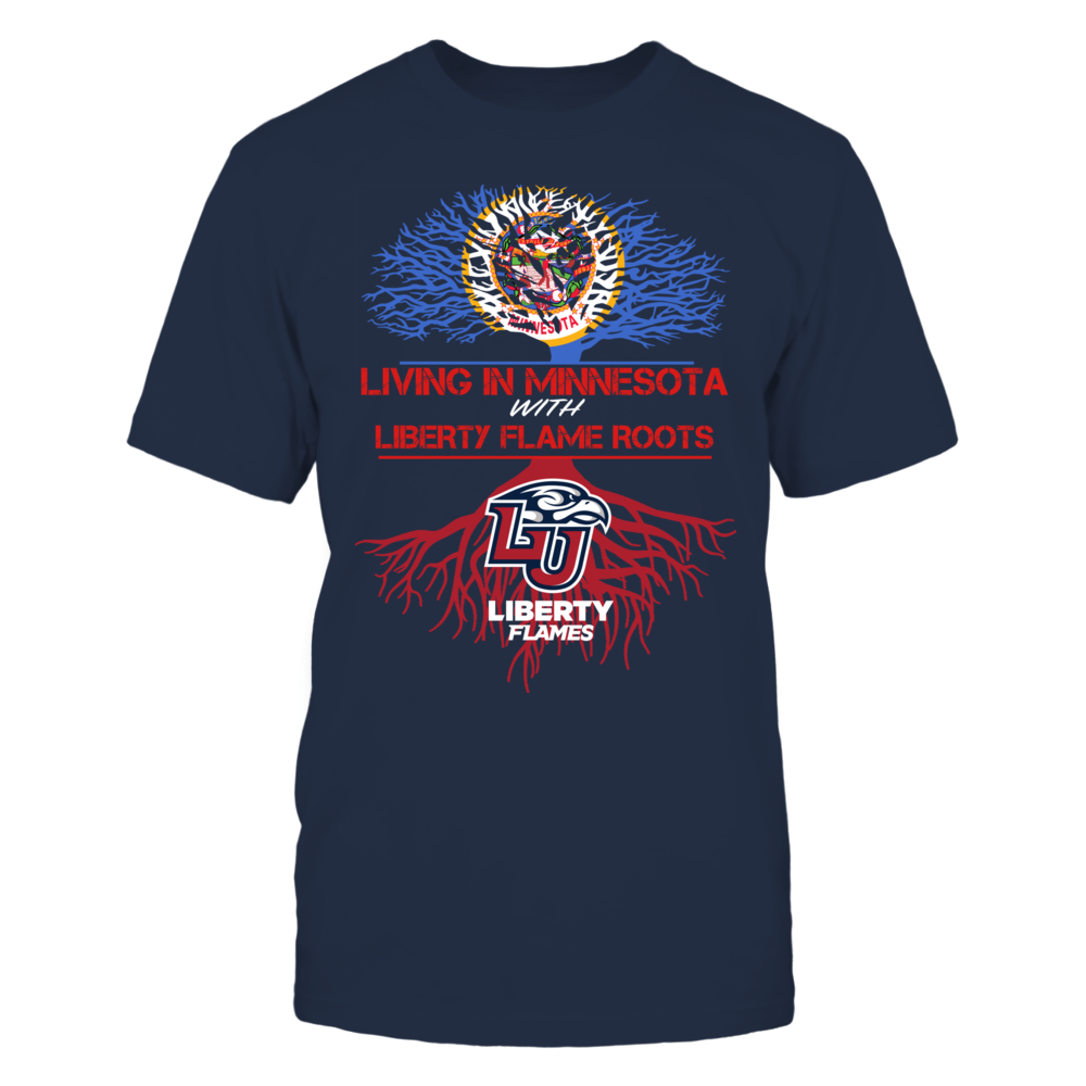 Liberty Flames - Living Roots Minnesota Front picture