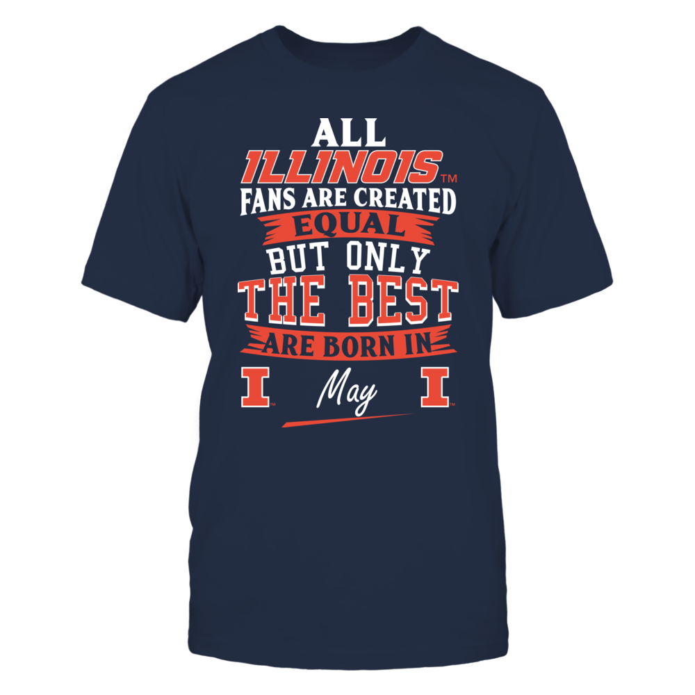 Illinois Fighting Illini Fans - May Front picture