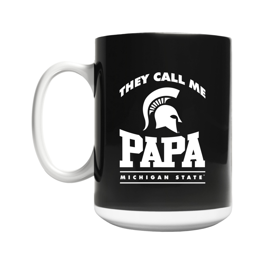 They Call Me Papa - Michigan State Front picture