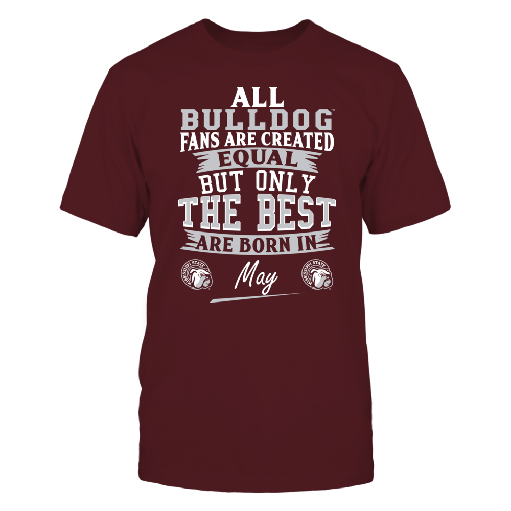 Mississippi State Bulldogs Fans - May Front picture