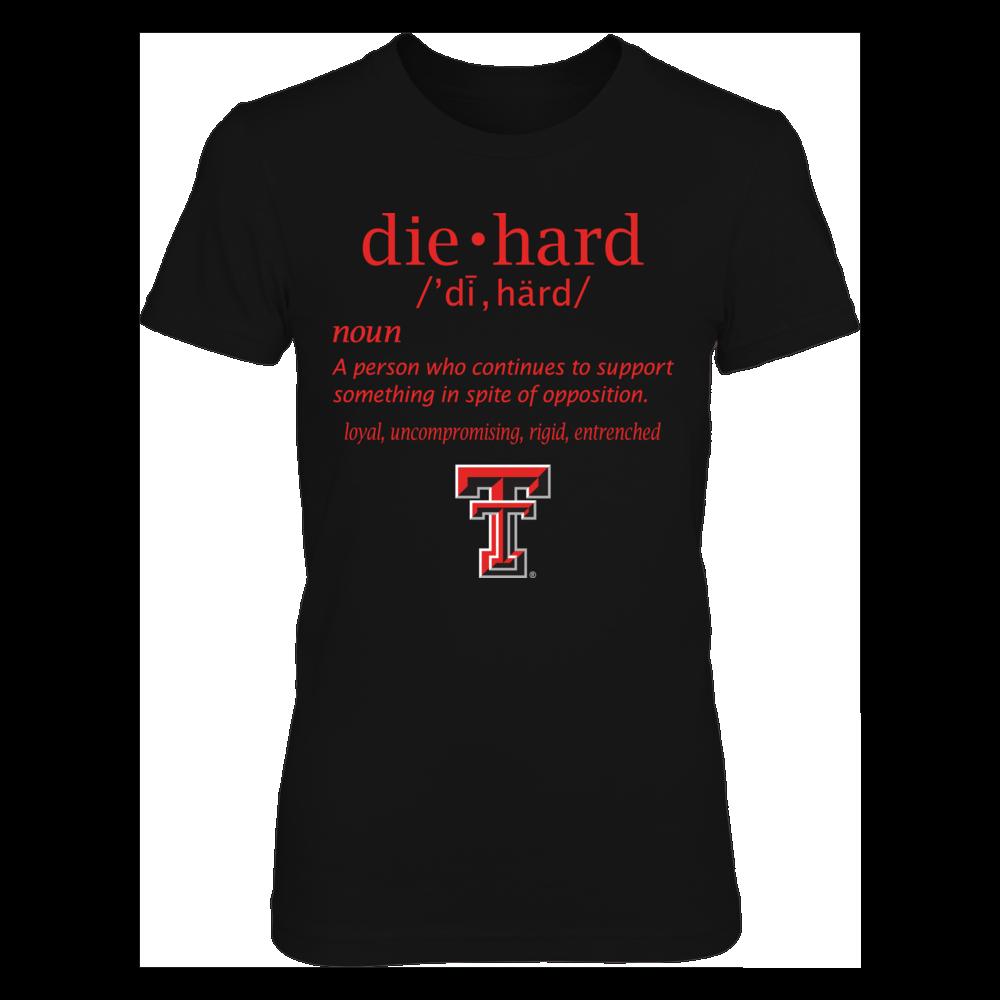 Texas Tech Red Raiders - Diehard Fan Front picture
