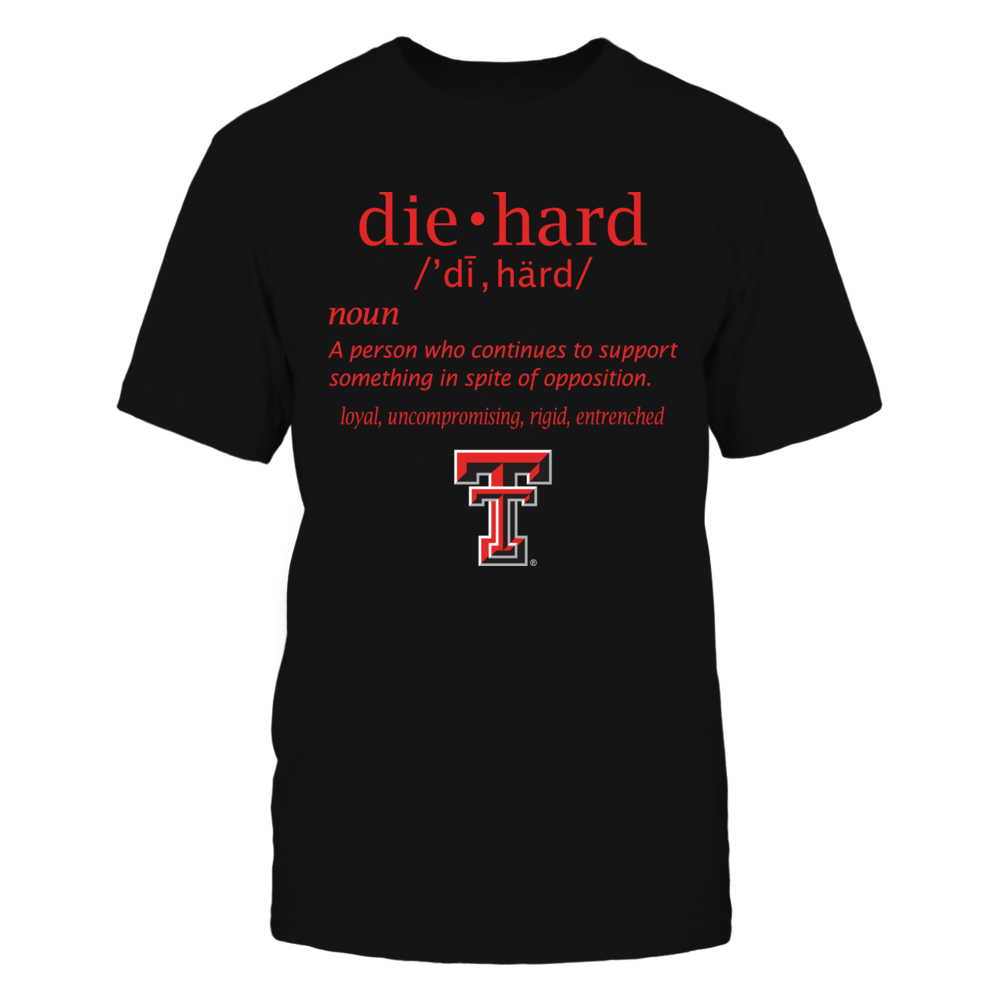 Texas Tech Red Raiders - Diehard Fan Front picture