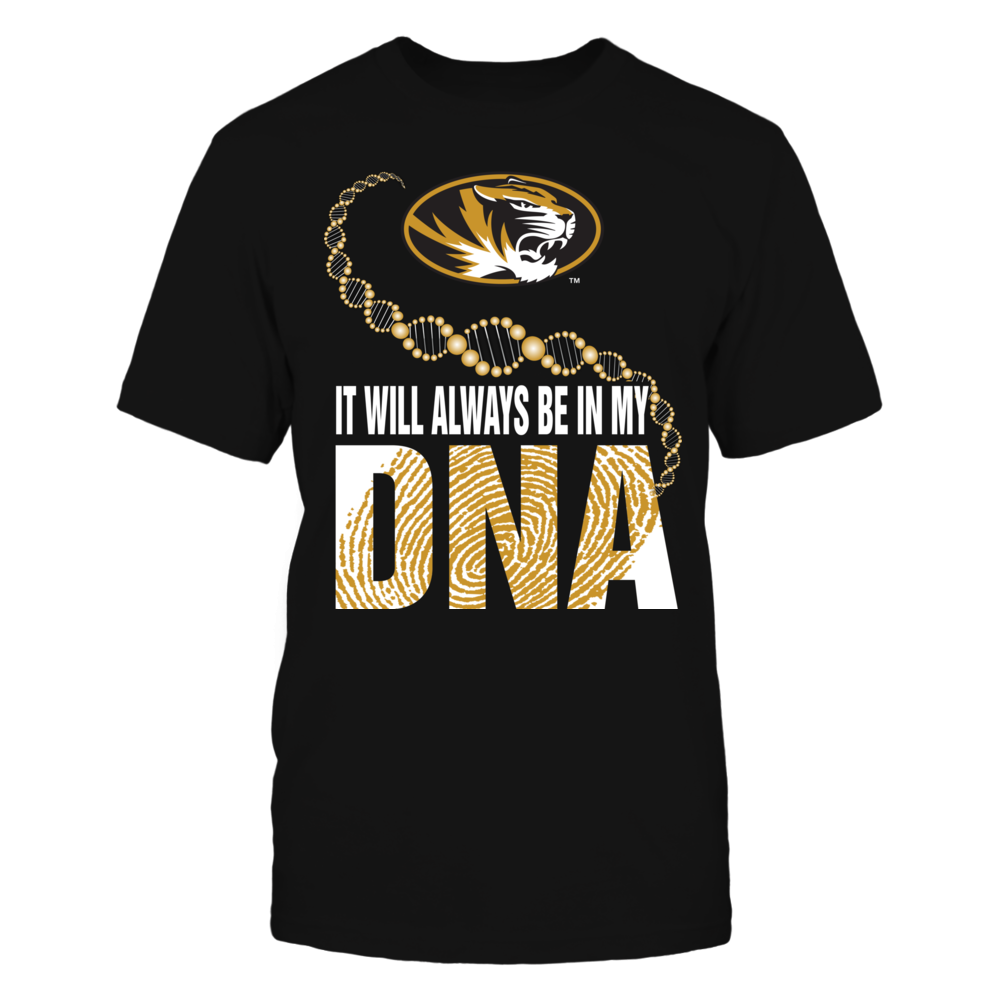 Mizzou Tigers - DNA Front picture