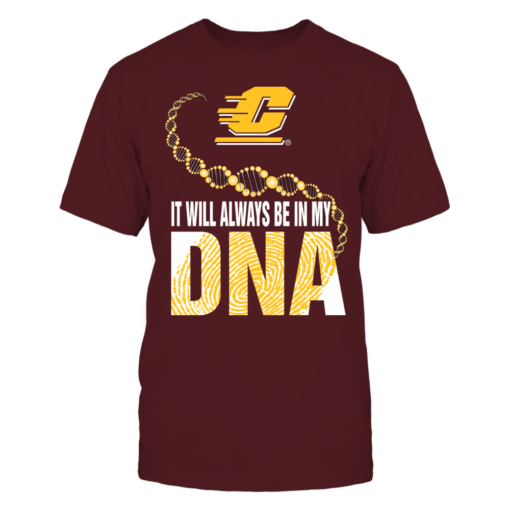 Central Michigan Chippewas - DNA Front picture