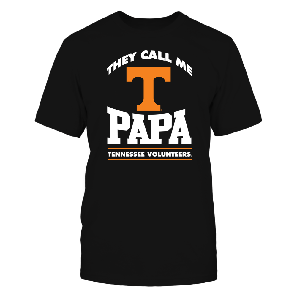 They Call Me Papa - Tennessee Volunteers Front picture