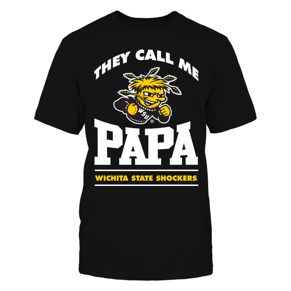 They Call Me Papa - Wichita State Shockers Front picture