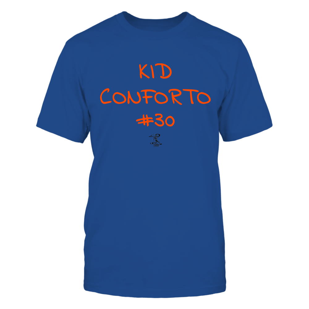 Michael Conforto, Kid Conforto, #30 Front picture