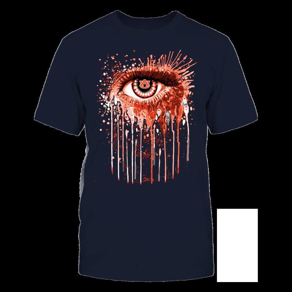 Auburn Tigers - Auburn Tigers eye Front picture