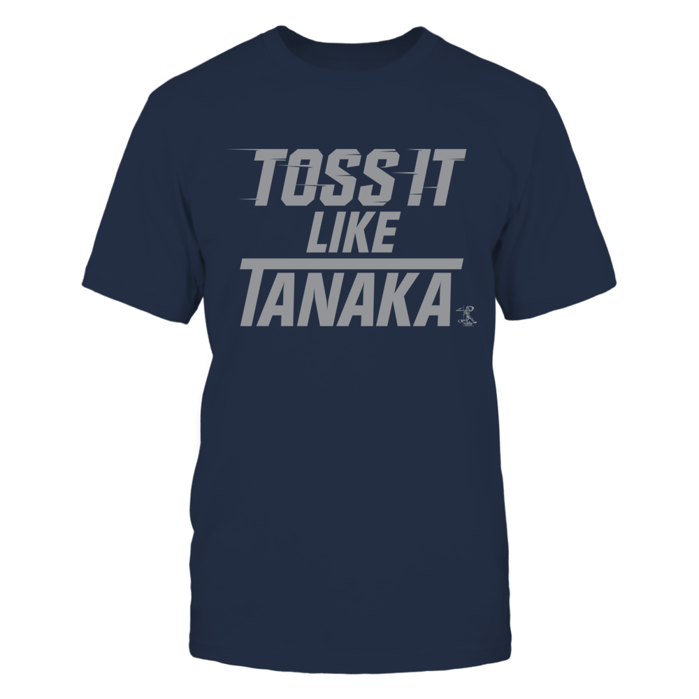Toss It Like Tanaka Front picture