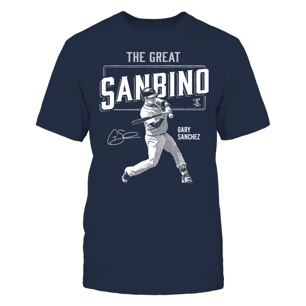 Gary Sanchez - The Great Sambino Front picture
