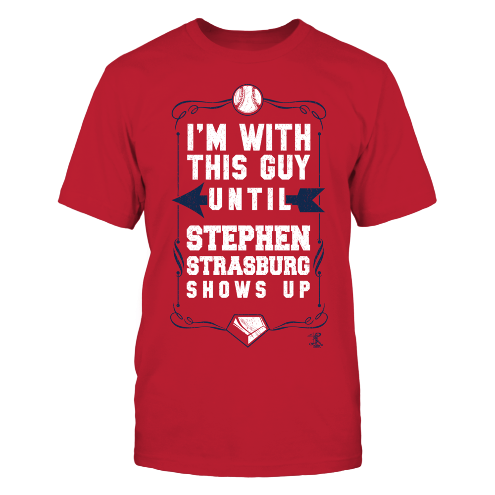 Stephen Strasburg - I'm With This Guy Front picture