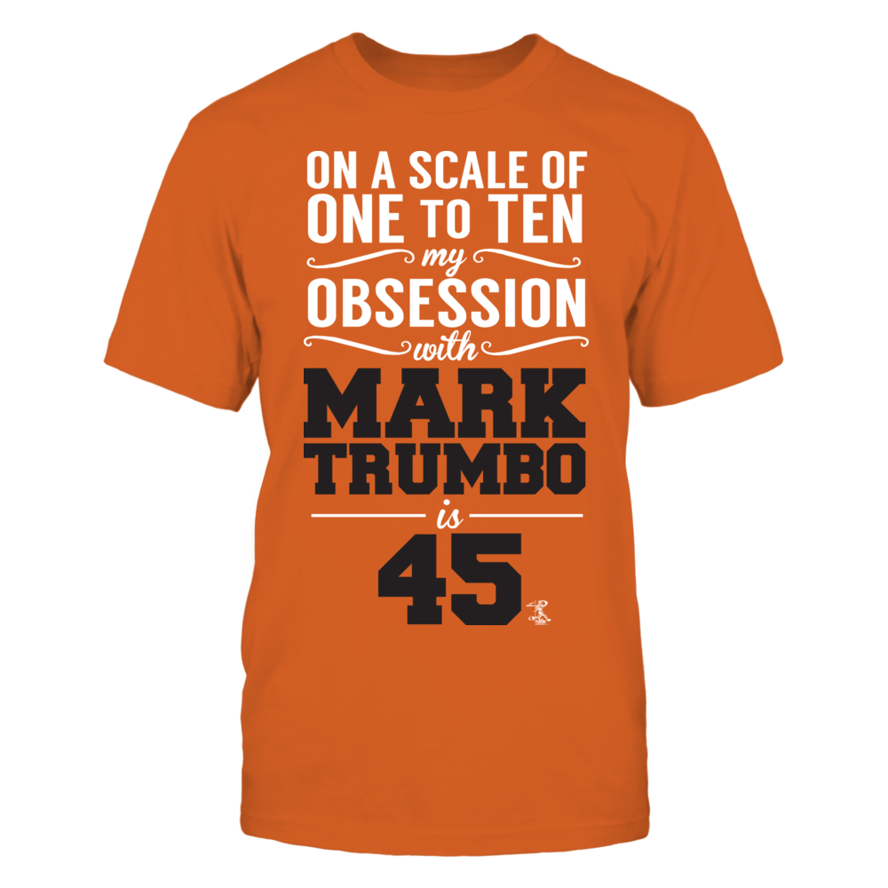 Mark Trumbo - Obsession Level Front picture