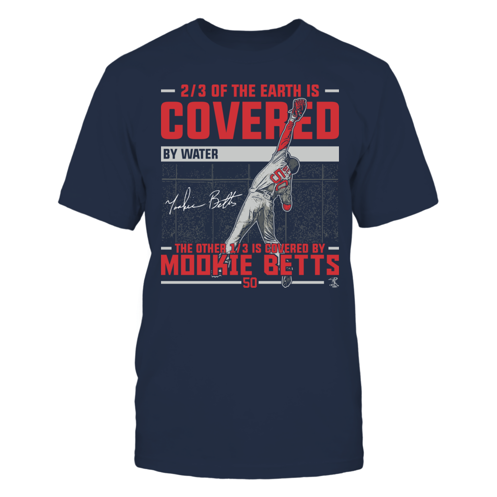 Mookie Betts - Covered By Front picture