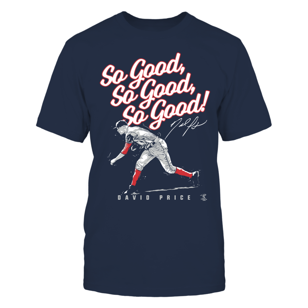 David Price - So Good Front picture