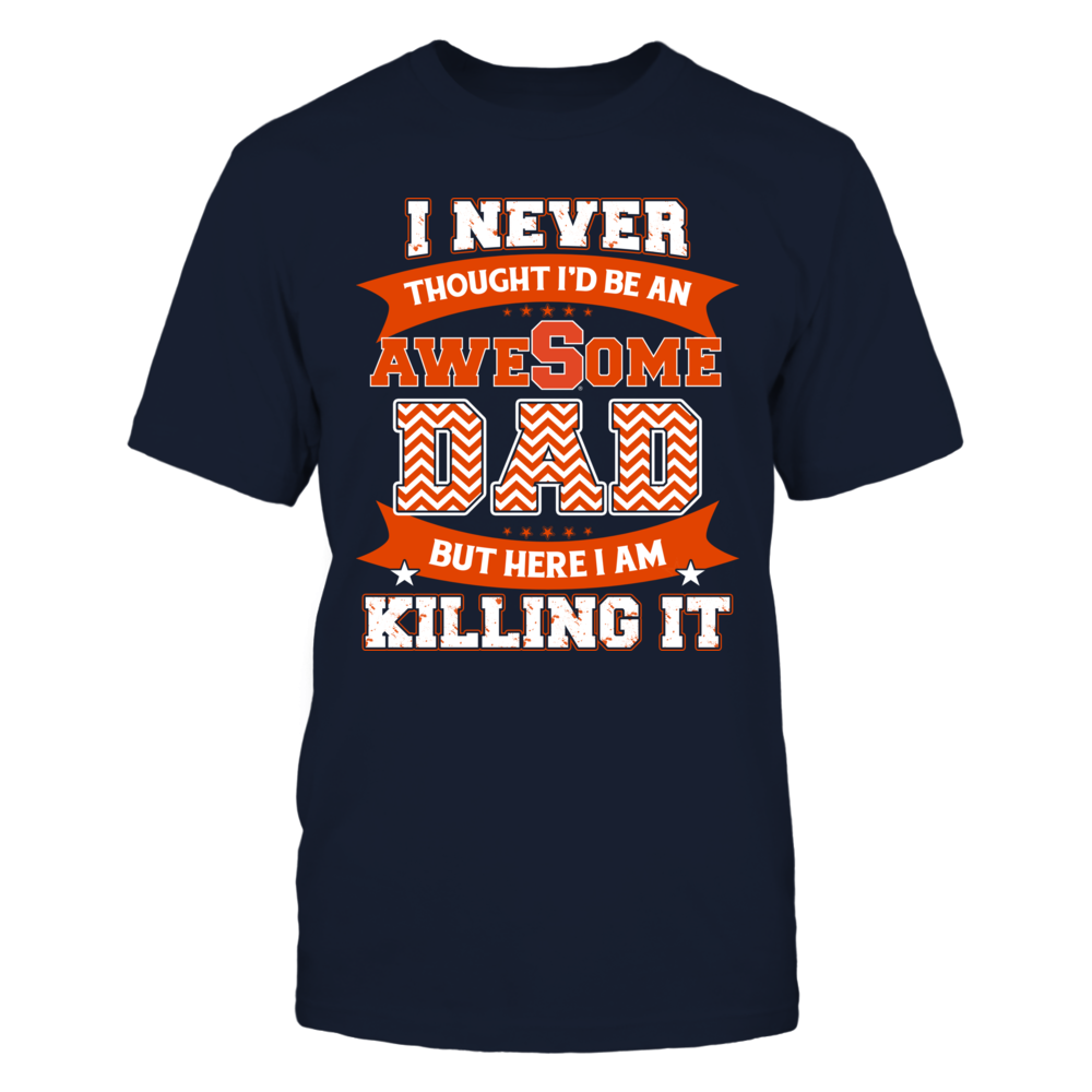 Syracuse Orange - Awesome dad Front picture
