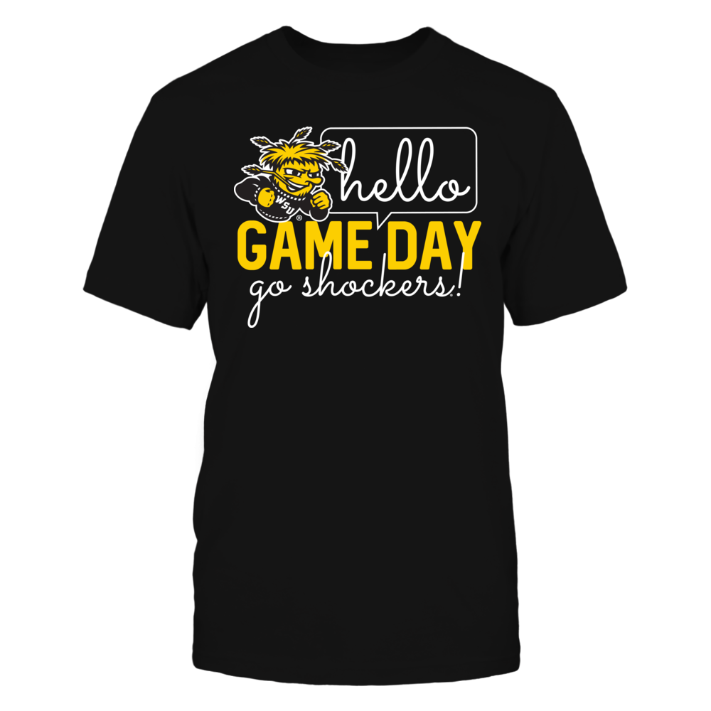 Hello Game Day - Wichita State Shockers Front picture
