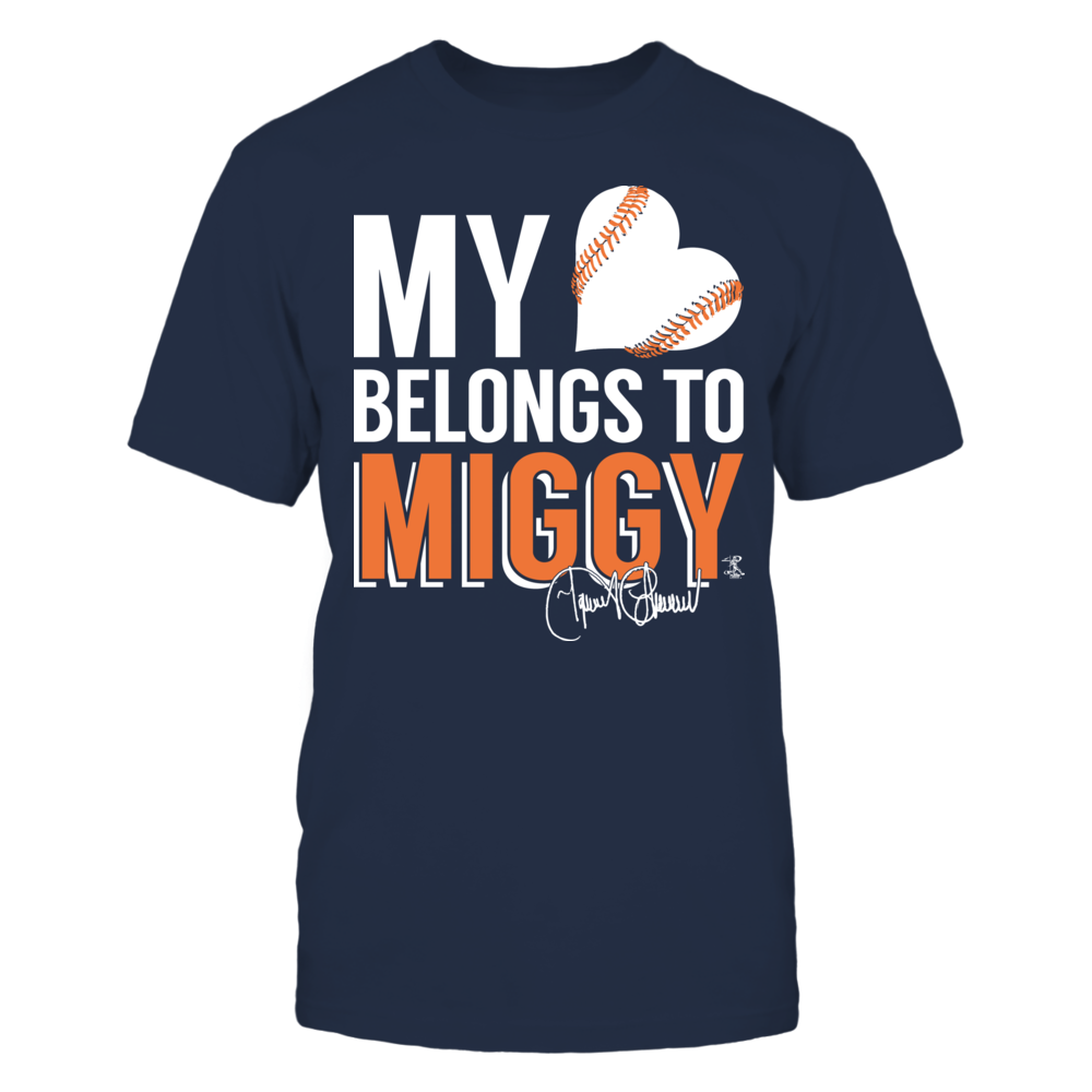 Miguel Cabrera - My Heart Belongs To Front picture