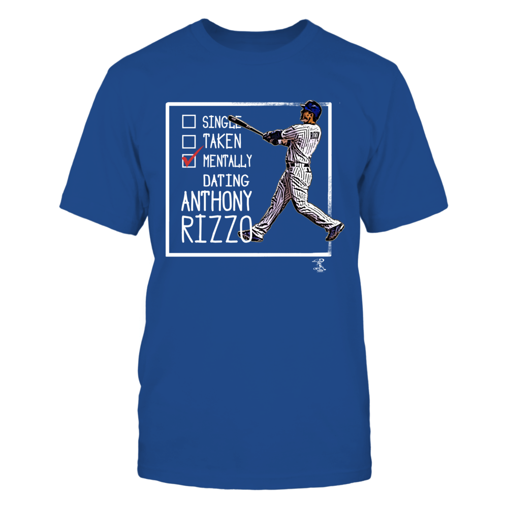 Anthony Rizzo - Mentally Dating Front picture