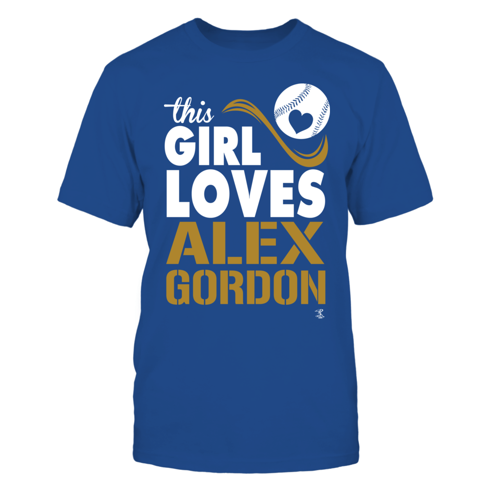 Alex Gordon - This Girl Loves Front picture