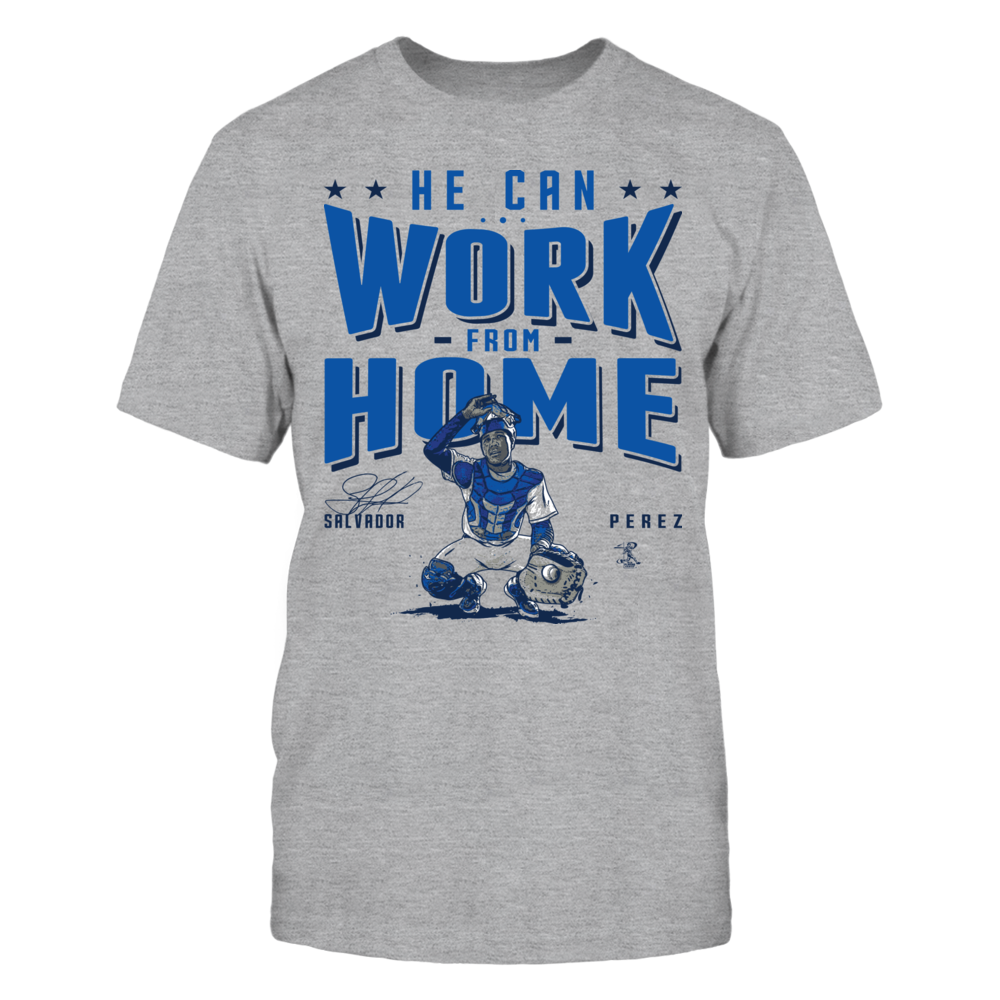 Salvador Perez - He Can Work From Home Front picture