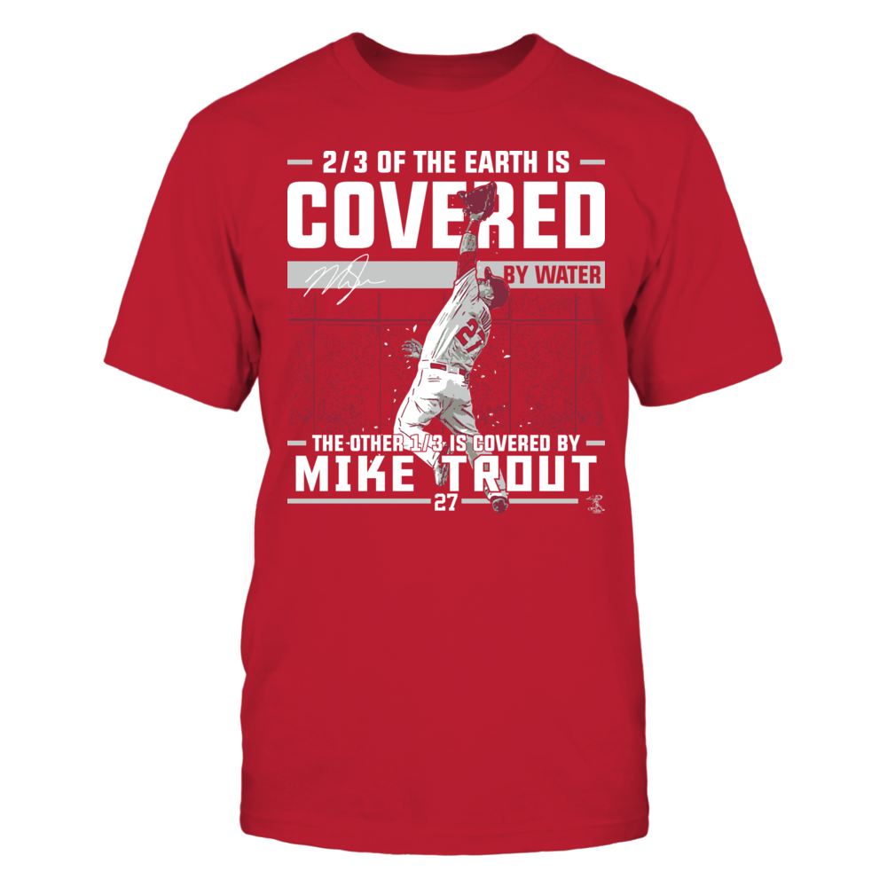 Mike Trout - Covered By Front picture