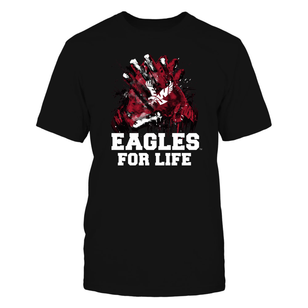 Eastern Washington Eagles - For Life Front picture