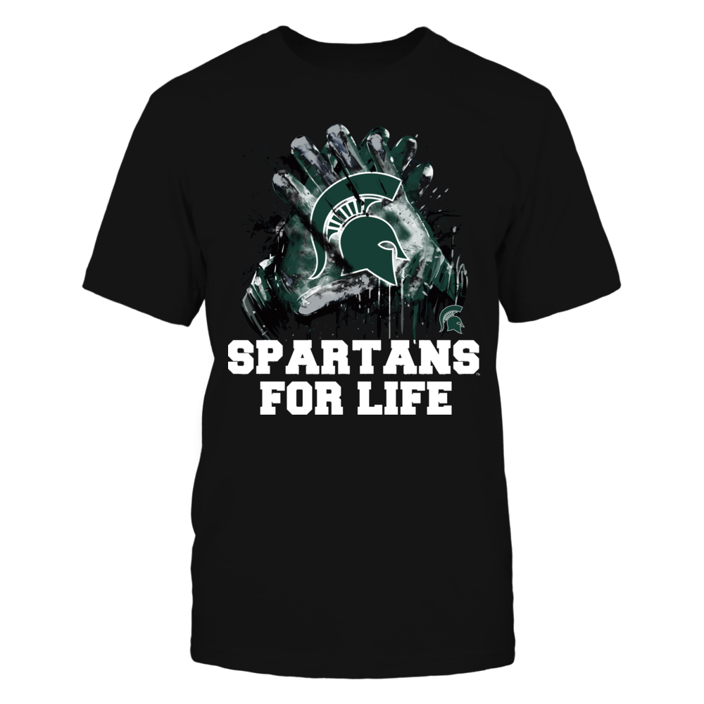 Michigan State Spartans - For Life Front picture