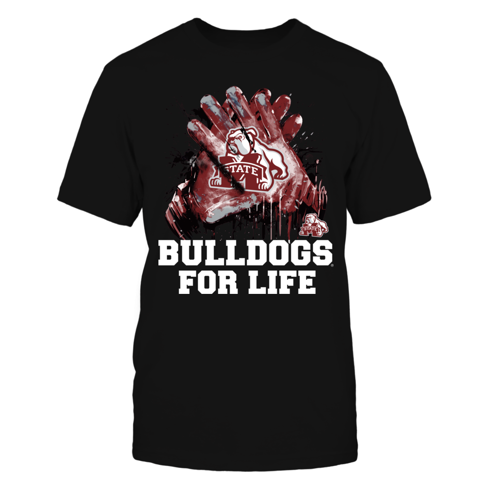 Mississippi State Bulldogs - For Life Front picture