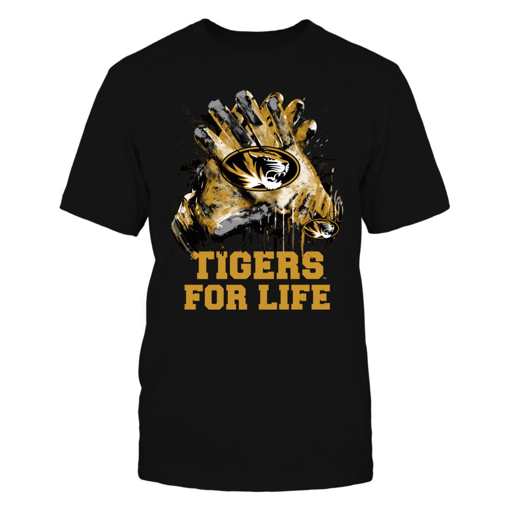Mizzou Tigers - For Life Front picture