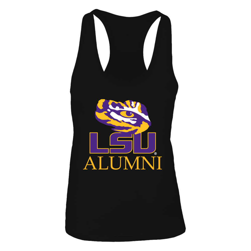 LSU Tigers Alumni Front picture