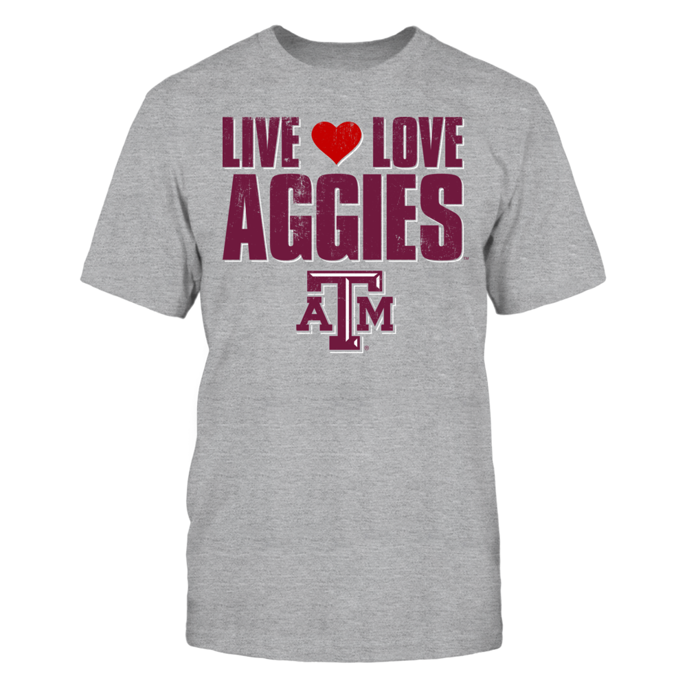 Live Love Aggies - Texas A&M Front picture