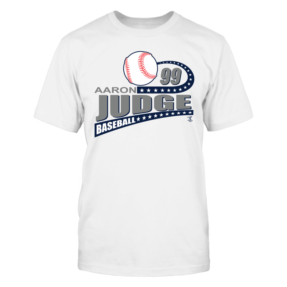 Aaron Judge- Baseball Shirt Front picture