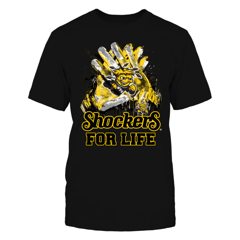 Wichita State Shockers - For Life Front picture