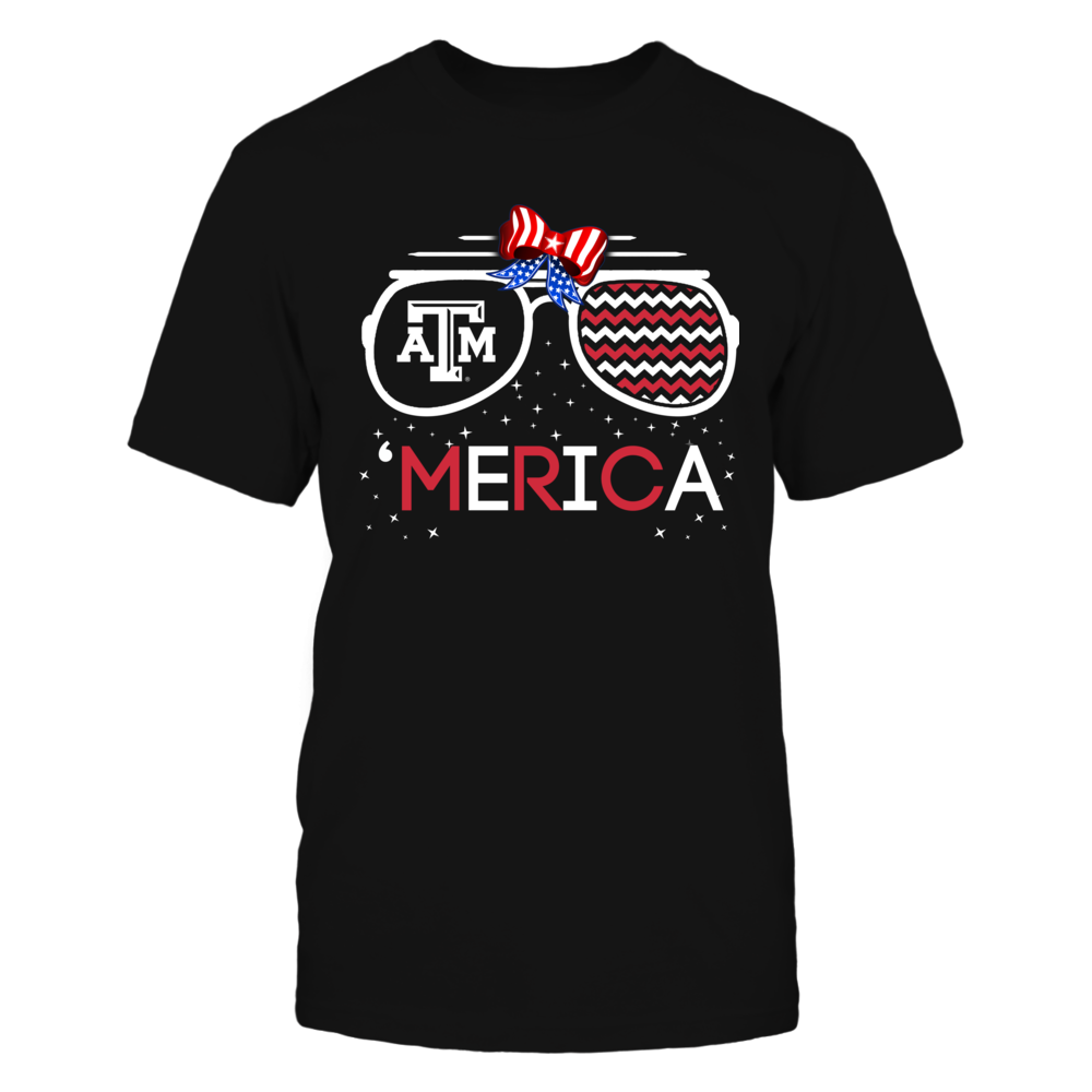 Texas A&M Aggies 'merica Front picture