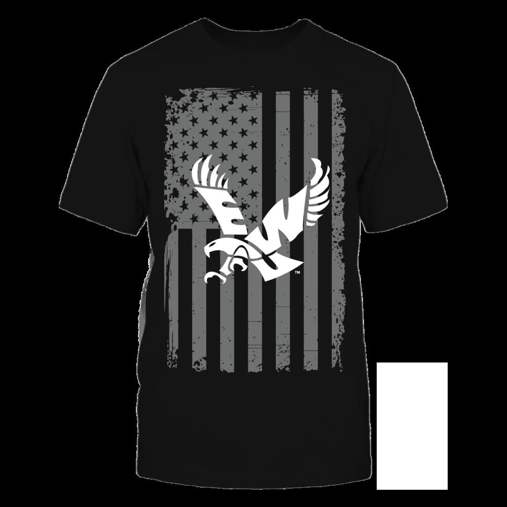 Eastern Washington Eagles - Flag Pride Front picture