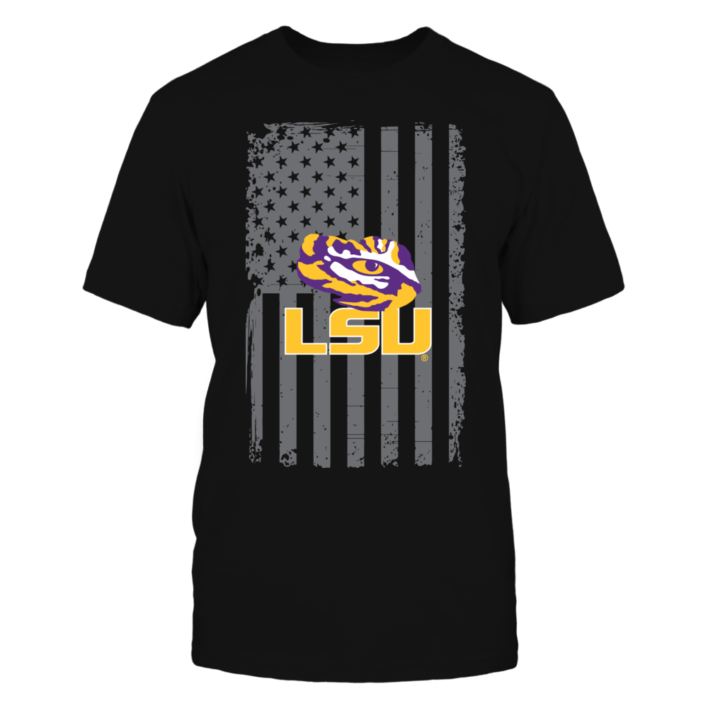 LSU Tigers - Flag Pride Front picture