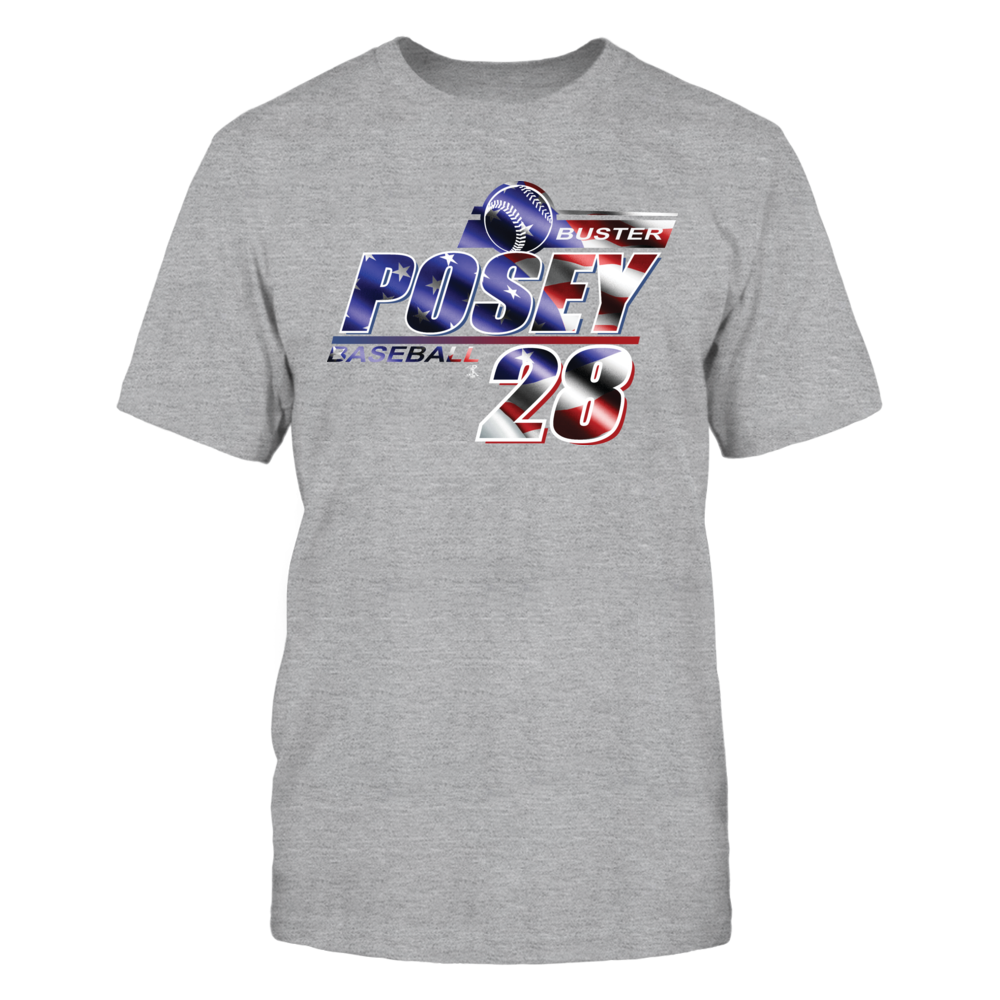Buster Posey - USA Shirt Front picture