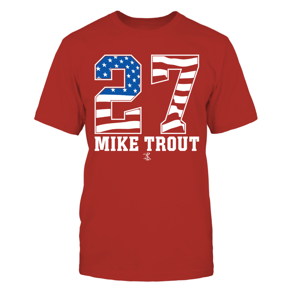 Show Me Your Pride - Mike Trout Front picture